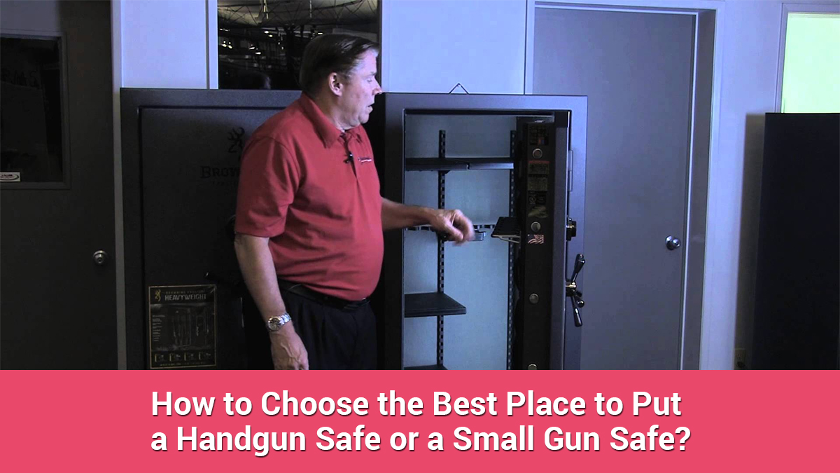 best-place-to-put-handgun