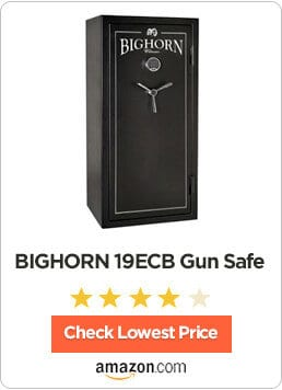 BIGHORN 19ECB Gun Safe review
