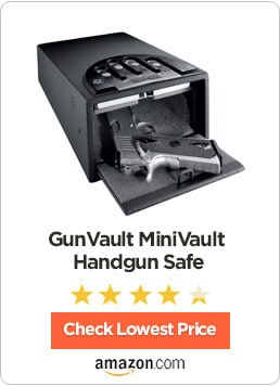 GunVault MiniVault Handgun Safe Review