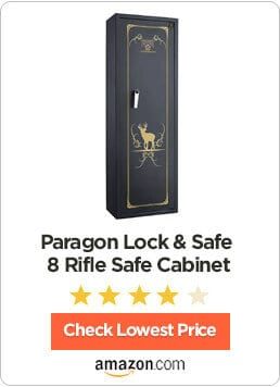 Paragon Lock & Safe 8 Rifle Safe Cabinet