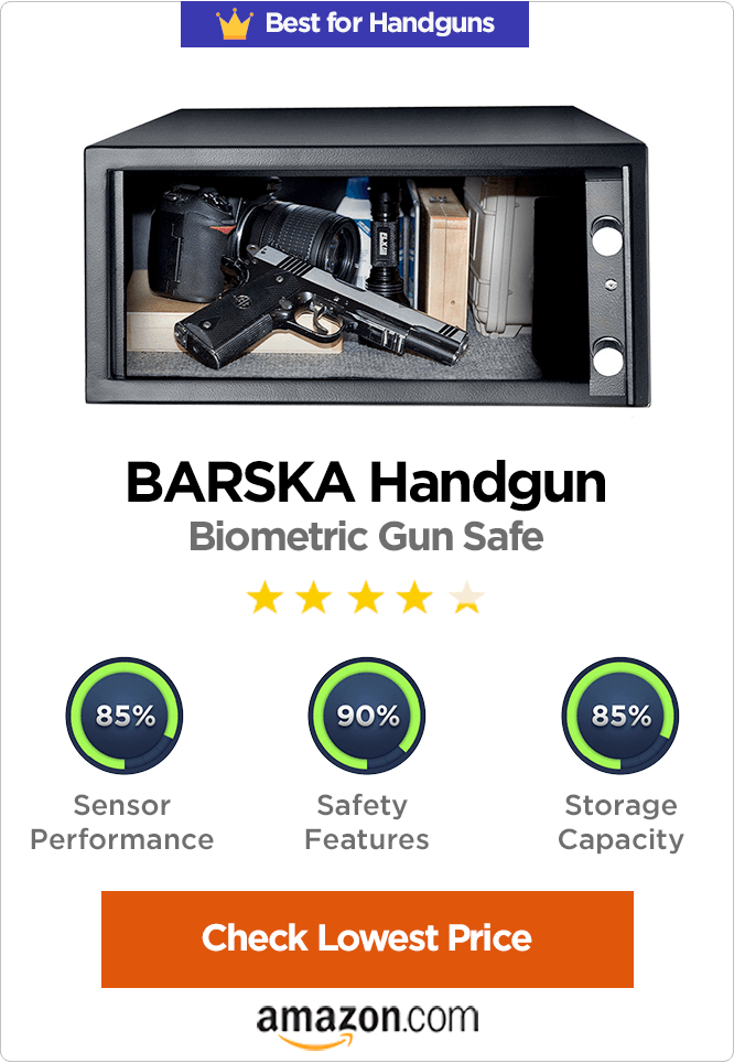 baraska-biometric-gun-safe