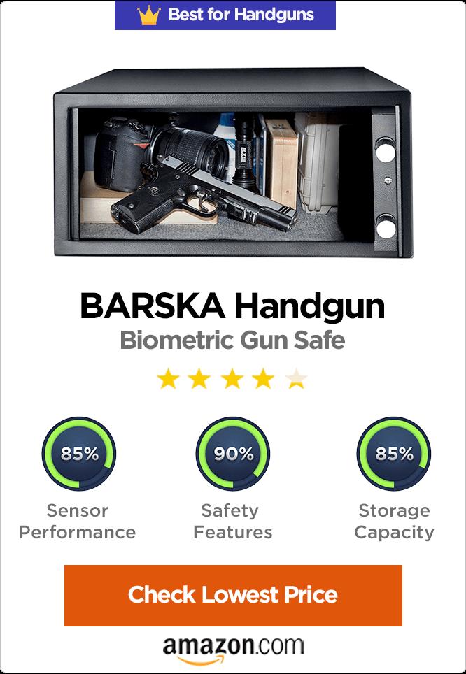 best biometric gun safe best small gun safes of canon gun safe watch 9 best biometric safes. Black Bedroom Furniture Sets. Home Design Ideas