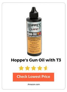 Hoppes gun oil
