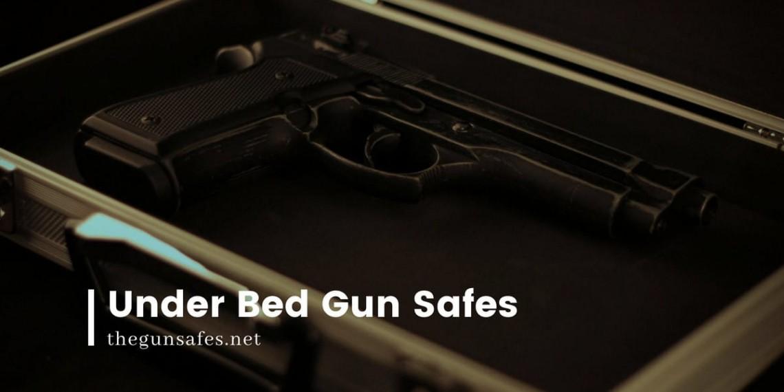 handgun in a carry case