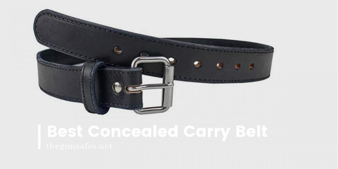 concealed carry belt extended