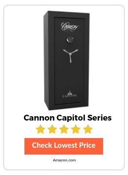 Cannon Gun Safe Reviews - Best Selling Cannon Gun Safes 2019!