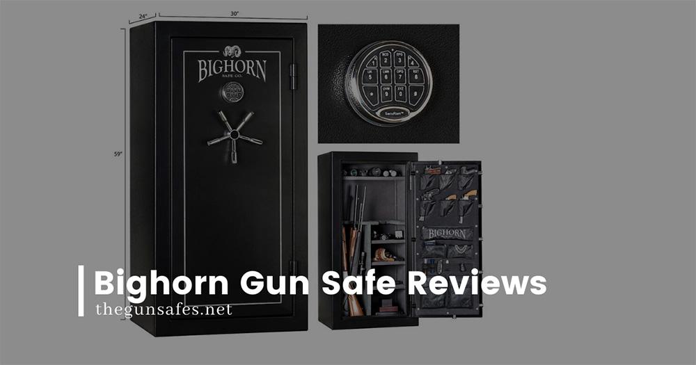 Bighorn Gun Safe