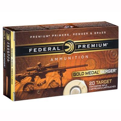 Federal Gold Medal Berger